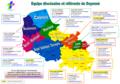 carte diocese