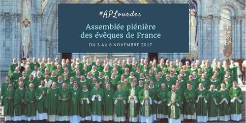 Assemblee pleniere Lourdes nov 2017