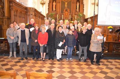Assemblee de paroisse Audruicq