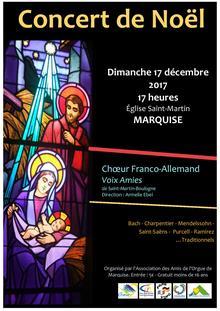 Concert. Noel Marquise  2017-  AAOM