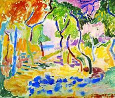 la joie de vivre Matisse