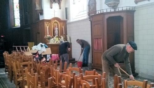 2017-12-30 nettoyage église Beaumetz 3