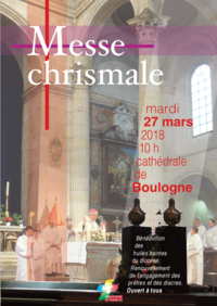 Messe chrismale 2018