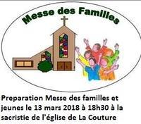 Messe des familles et des jeunes