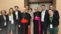 2018-mars-pre synode des jeunes a Rome