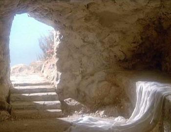 jésus réssuscité - Pâques