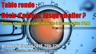 2018-4-13-Conference bioethique Arras
