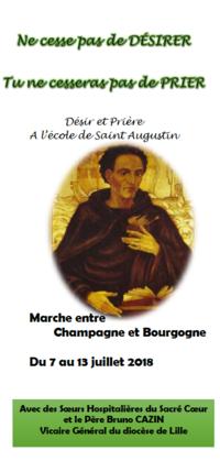 Ecole de Saint Augustin marches 2018