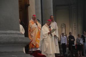 Faites la paix - messe internationale