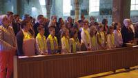 pemières eucharisties Courrières St Piat