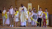 pemières eucharisties Courrières St Piat 4