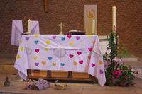pemières eucharisties Courrières St Piat 5