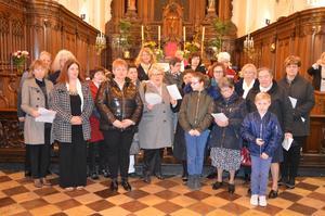 Messe des catechistes a Audruicq