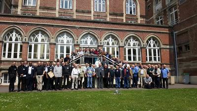 Assemblée prêtres mai 2018