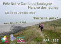 Marche des jeunes Boulogne-sur-Mer 2018