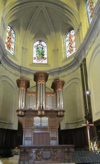 orgue St Leger