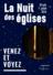 Nuit des eglises 2018