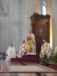 Ordinations Endry Chirinos et Florentin Dequidt