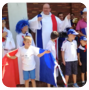 Messe supporters 15 juillet 2018 (Abeille de la Te