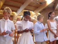 4 1ères communions