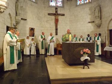 messe action de grâce Père Auguste18.08.18 3
