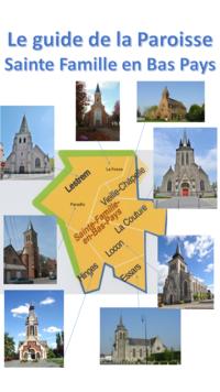 Couverture pour le guide de la paroisse