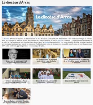 2018-novembre -Focus sur le diocese d\'Arras (CEF)