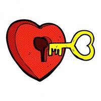 coeur clef 2