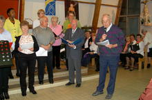 Chorale St Christophe St Vaast