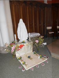 La Vierge a Oye-Plage