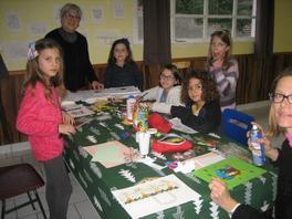 Ateliers de Noël à Hersin