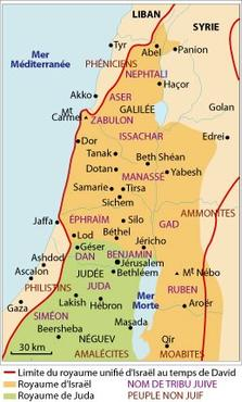 israel le schisme
