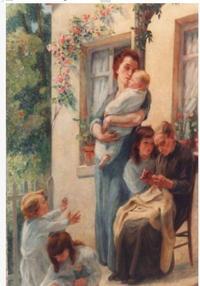 scene familiale a Darcy
