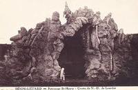 grotte St henri
