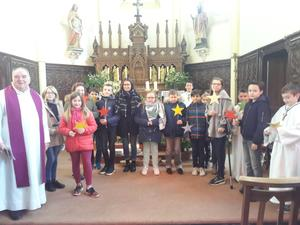 premiere communion a Muncq-Nieurlet