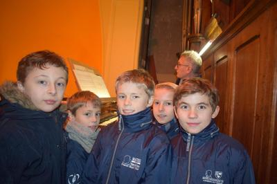 concert corbehem petits chanteurs