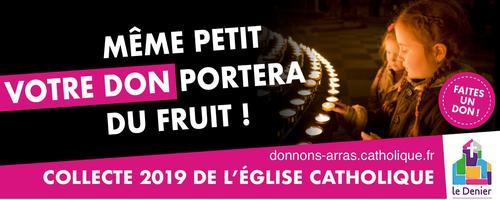 Manchette Site ARRAS 2019