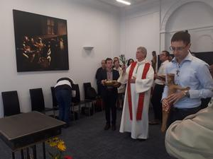 Inauguration Maison Paul VI - septembre 2018
