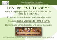 Careme 2019 - tourelles