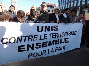 2019-3-24-Marche fraternelle attentant Nouvelle-Ze