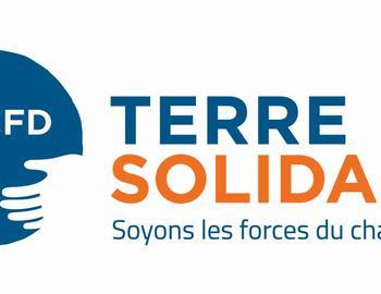 Nouveau logo du CCFD-Terre Solidaire