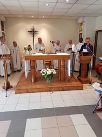 Michel Merle et les prêtres