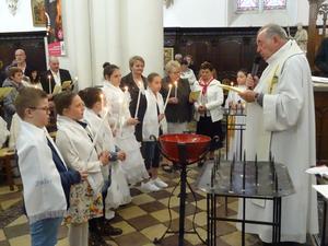 les baptises