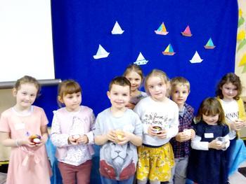 les bateaux des enfants