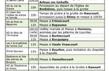 Messes 15 aout 2019 Artois