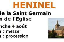 Fete St Germain Heninel