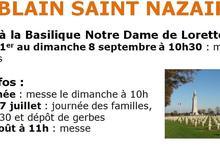 Ablain St Nazaire 1 au 8 septembre