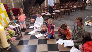 Le Saint-Sacrement a Saint-Folquin