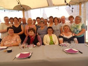 Le groupe des catechistes