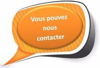 bouton pour contact